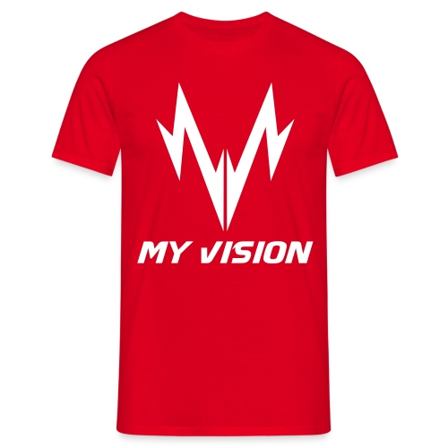 T-shirt MY VISION - T-shirt Homme