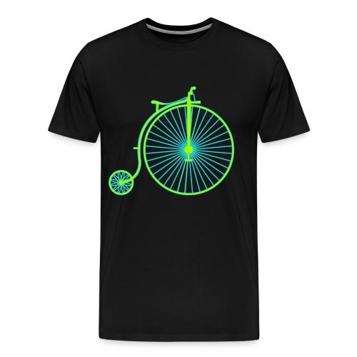 Old Bike - Herre premium T-shirt
