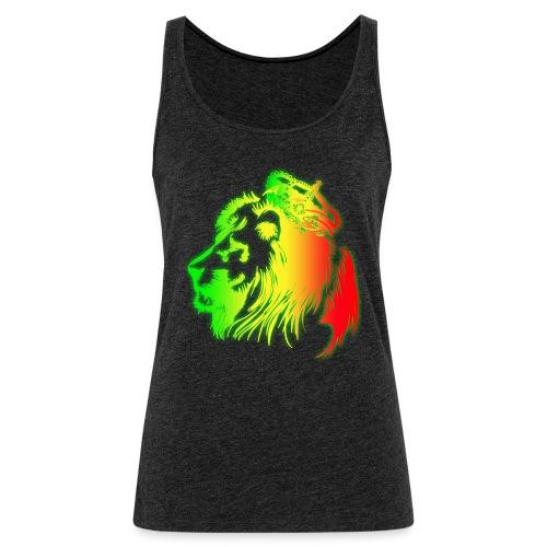 Lion of Zion - Débardeur Premium Femme