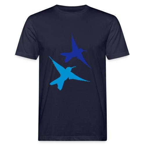 VogelShirt 8 - Mannen Bio-T-shirt