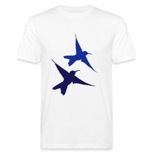 VogelShirt 9 - Mannen Bio-T-shirt