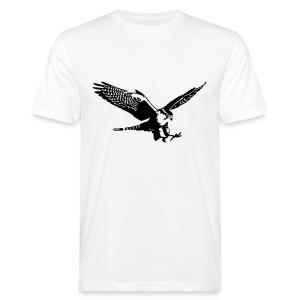 VogelShirt 4 - Mannen Bio-T-shirt