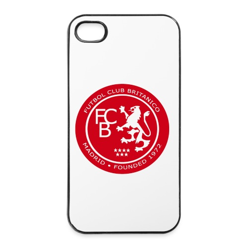 iPhone 4 Badge - iPhone 4/4s Hard Case