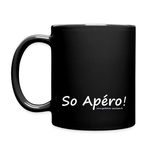 So Apéro ! le mug couleur - Mug uni