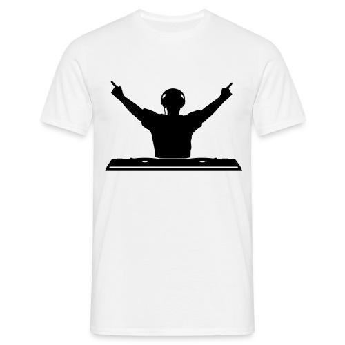 Maglia 'D. J. & Mixer' - Maglietta da uomo
