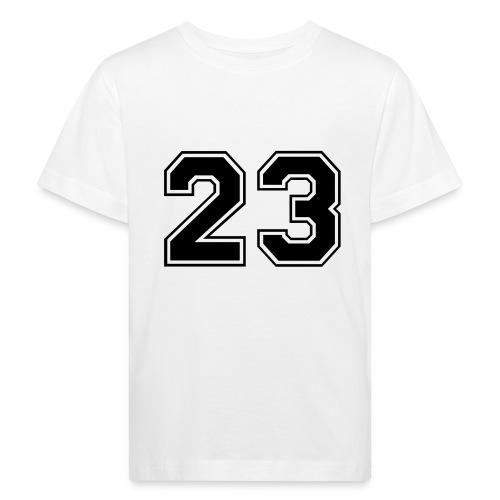 23 short sleeve - Ekologisk T-shirt barn