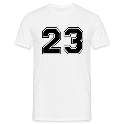 23 short sleeve - T-shirt herr