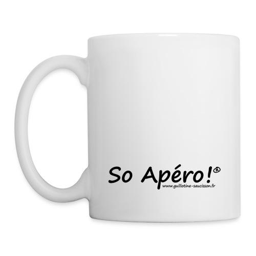 So Apéro ! le mug - Mug blanc