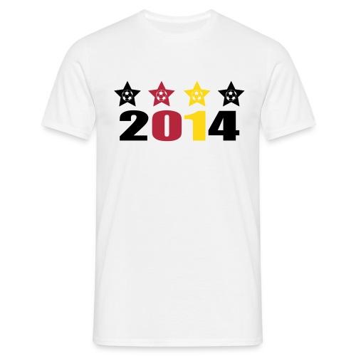 Weltmeister 2014 - Männer T-Shirt