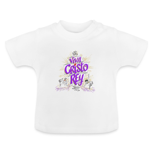 Cristeros - T-shirt Bébé