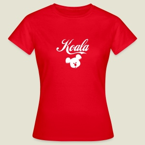 Koala, Girlie - Frauen T-Shirt