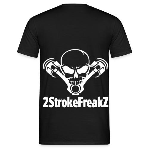 Männer Fan T-Shirt (Schwarz) - Männer T-Shirt