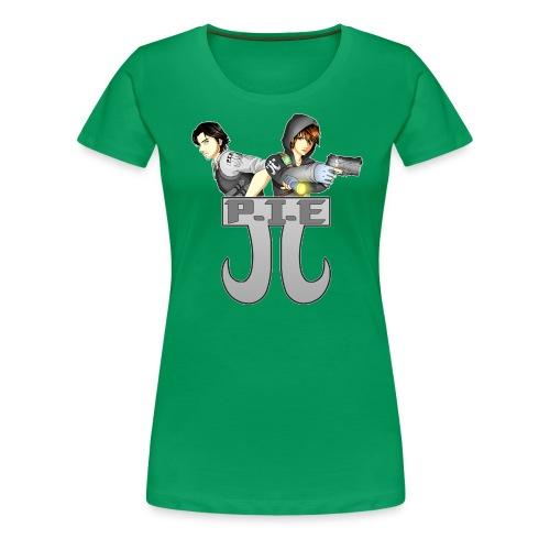P.I.E. - Women's Premium T-Shirt