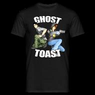 T-Shirts ~ Men's T-Shirt ~ Ghost & Toast