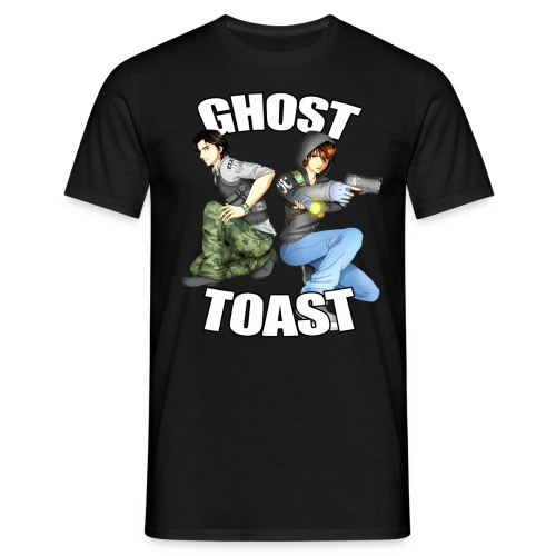 Ghost & Toast - Men's T-Shirt