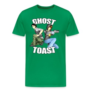 Ghost & Toast - Men's Premium T-Shirt
