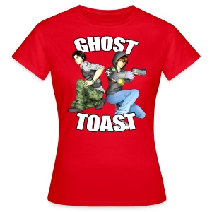 Ghost & Toast - Women's T-Shirt