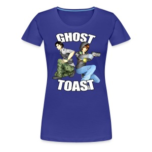 Ghost & Toast - Women's Premium T-Shirt