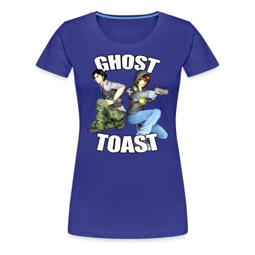 Ghost & Toast - Women's Premium T-Shirt