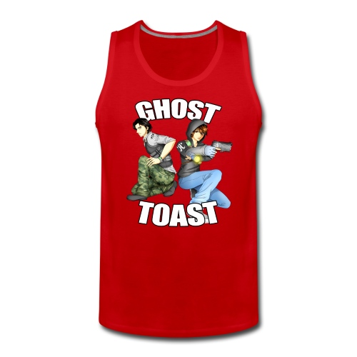 Ghost & Toast - Men's Premium Tank Top