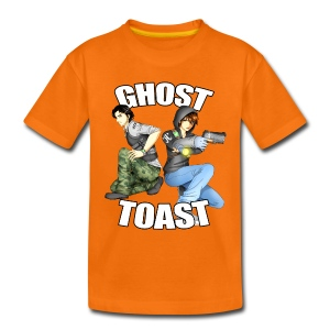 Ghost & Toast - Kids' Premium T-Shirt