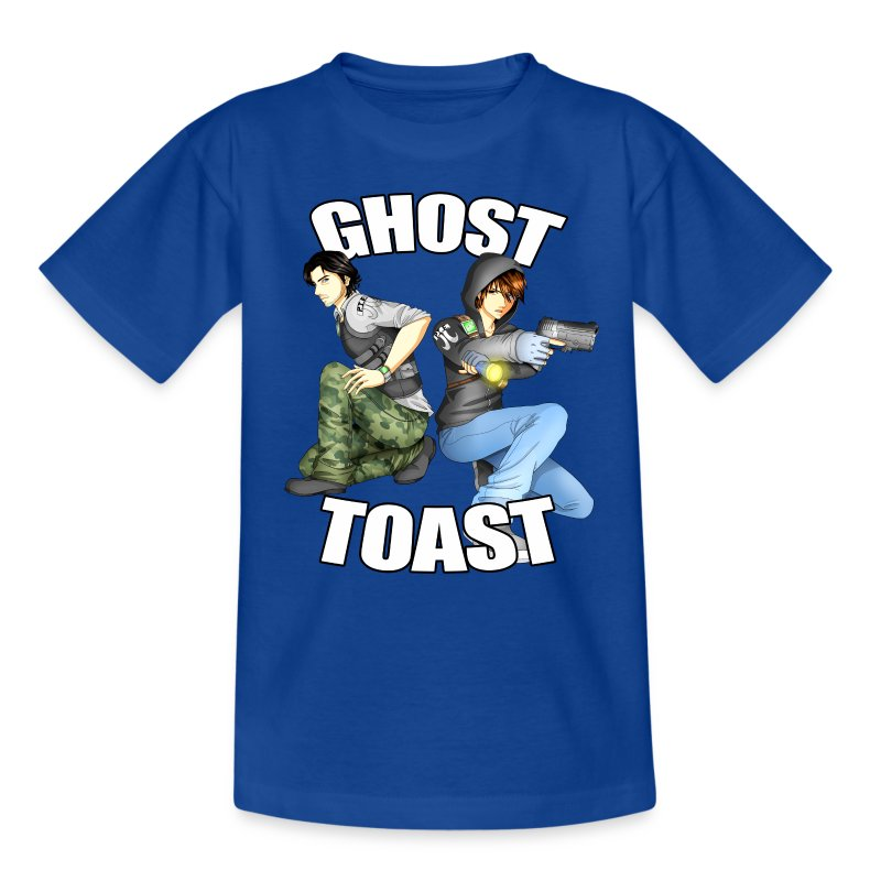 Ghost & Toast - Kids' T-Shirt