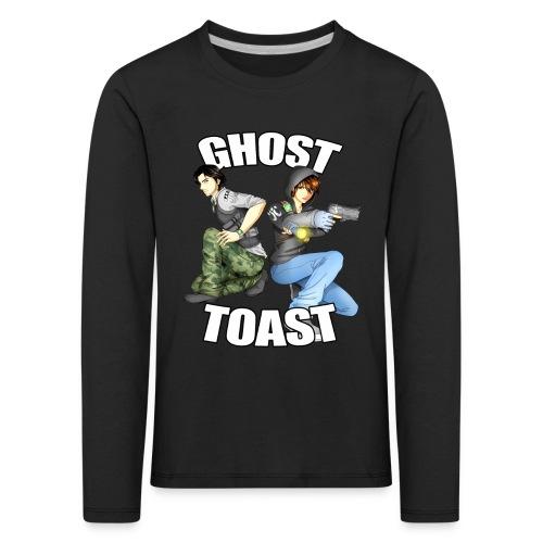 Ghost & Toast - Kids' Premium Longsleeve Shirt