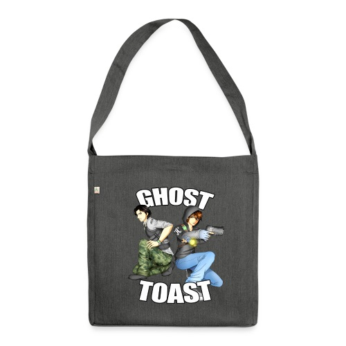 Ghost & Toast - Shoulder Bag made from recycled material