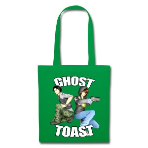 Ghost & Toast - Tote Bag