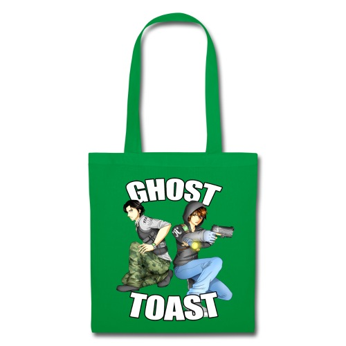 Ghost & Toast - Tote Bag