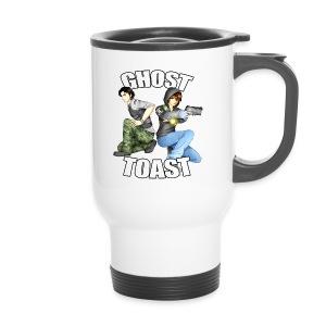 Ghost & Toast - Travel Mug
