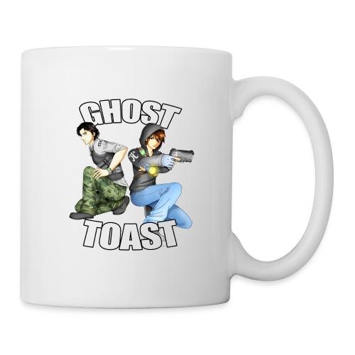 Ghost & Toast - Mug