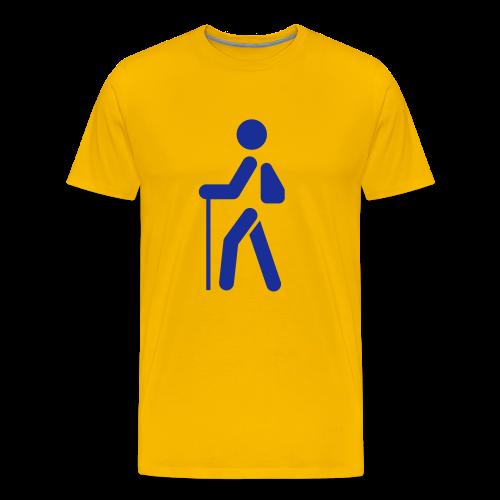 TVU Wandern - Männer Premium T-Shirt