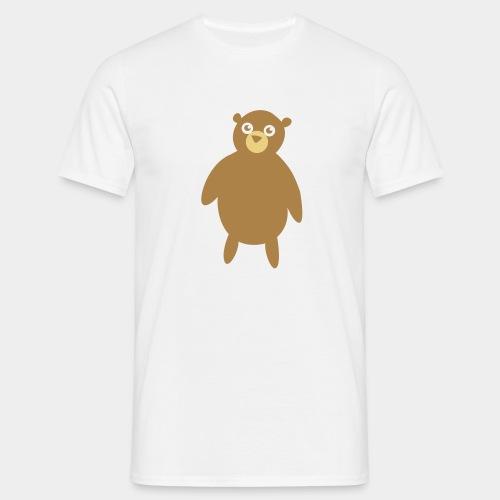 Baerbear - Männer T-Shirt