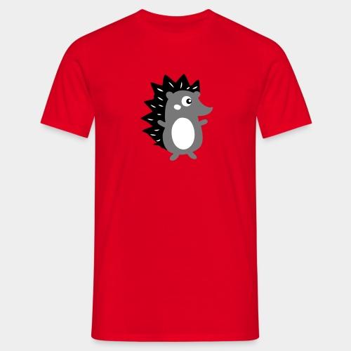 Hedgehog - Männer T-Shirt