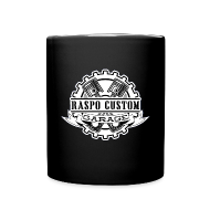 Bouteilles et Tasses ~ Tasse en couleur ~ Tasse Raspo Custom Garage