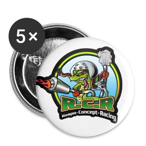 Badge Raspo Concept Racing - Badge moyen 32 mm