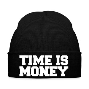 TIME IS MONEY MIG - Bonnet d'hiver