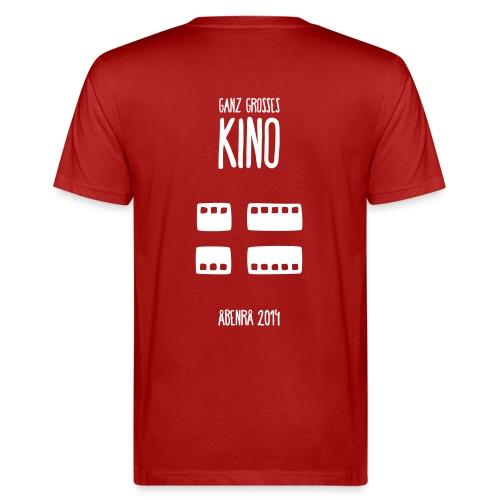 Abenra-Vorlage - Männer Bio-T-Shirt