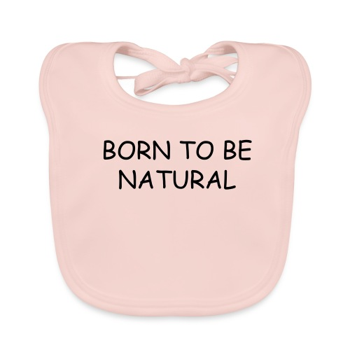 Born to be Natural - Bio-slabbetje voor baby's