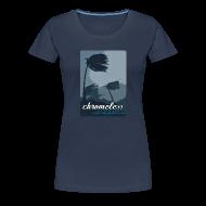 T-Shirts ~ Frauen Premium T-Shirt ~ CHROMELESS // WINDWARD