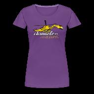 T-Shirts ~ Frauen Premium T-Shirt ~ CHROMELESS // BAGGERKOPTER