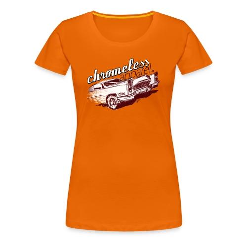 CHROMELESS // 1965 VOL.1  - Frauen Premium T-Shirt