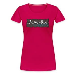 CHROMELESSAPPAREL // CUT  - Frauen Premium T-Shirt