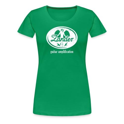 ZANDER // G.A.  - Frauen Premium T-Shirt