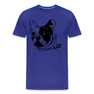 Frenchie - T-shirt Premium Homme