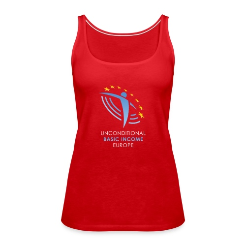 UBIE woman tanktop red  - Women's Premium Tank Top