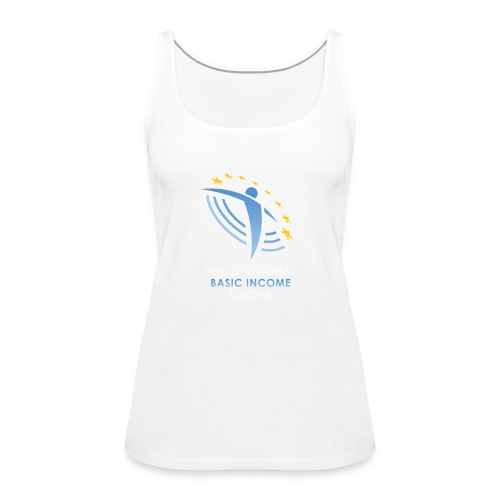 UBIE woman tanktop white - Women's Premium Tank Top