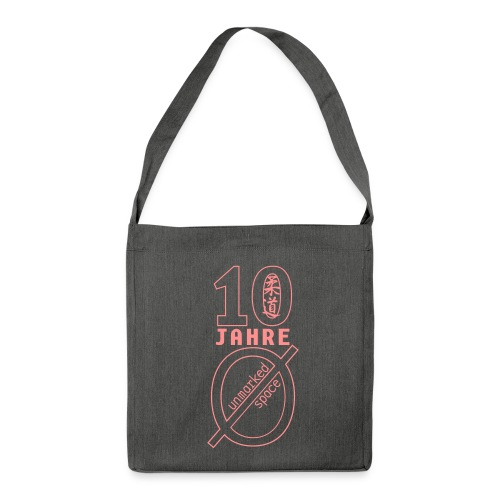 Jubi  - Schultertasche aus Recycling-Material