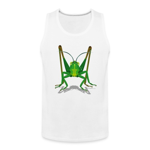 Grasshopper T-Shirt - Men's Premium Tank Top